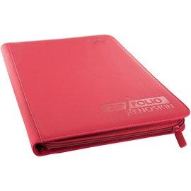 Ultimate Guard Ultimate Guard: Zipfolio Xeno 9-Pocket - Red