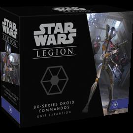 Fantasy Flight Star Wars Legion - Separatist - BX-series Droid Commandos Unit Expansion