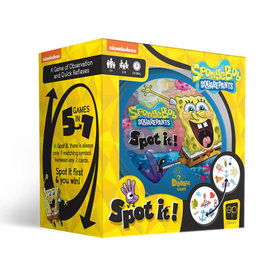 Asmodee Spot It! SpongeBob