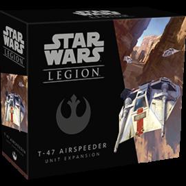 Fantasy Flight Star Wars Legion - Rebel - T-47 Airspeeder Unit Expansion