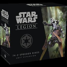 Fantasy Flight Star Wars Legion - Imperial - 74-Z Speeder Bikes Unit Expansion