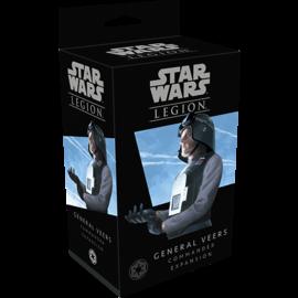 Fantasy Flight Star Wars Legion - Imperial - General Veers Commander Expansion