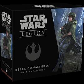 Fantasy Flight Star Wars Legion - Rebel - Rebel Commandos Unit Expansion