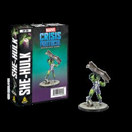 Fantasy Flight Marvel: Crisis Protocol - She-Hulk Character Pack