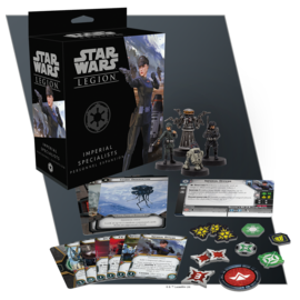 Fantasy Flight Star Wars Legion - Imperial - Imperial Specialists Personnel Expansion