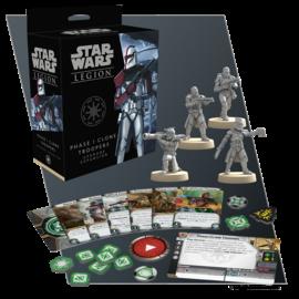 Fantasy Flight Star Wars Legion - Republic - Clone Troopers Phase I Upgrade Expansion