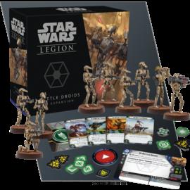 Fantasy Flight Star Wars Legion - Separatist - Battle Droids Unit Expansion