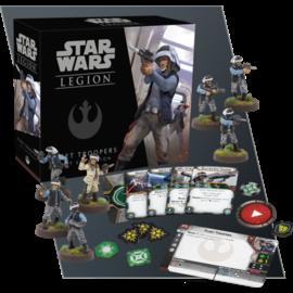 Fantasy Flight Star Wars Legion - Rebel - Fleet Troopers Unit Expansion