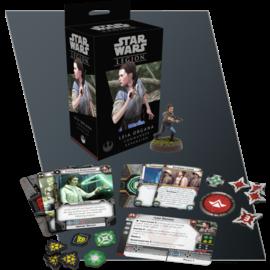 Fantasy Flight Star Wars Legion - Rebel - Princess Leia Organa Commander Expansion