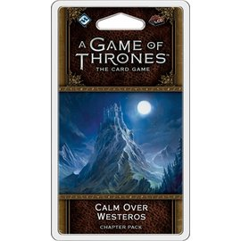 Fantasy Flight A Game of Thrones - The Card Game (Second edition) - Calm over Westeros