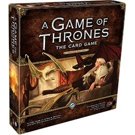 Fantasy Flight A Game of Thrones: The Card Game Core Set (Second Edition)