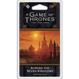 Fantasy Flight A Game of Thrones: The Card Game (Second Edition) - Across the Seven Kingdoms