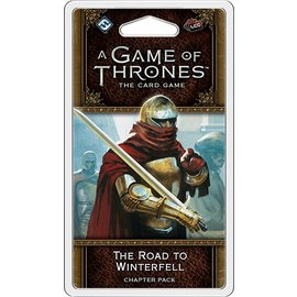 Fantasy Flight A Game of Thrones: The Card Game (Second Edition) - The Road to Winterfell
