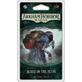 Fantasy Flight Arkham Horror LCG: Blood on the Altar Mythos Pack