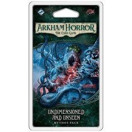 Fantasy Flight Arkham Horror LCG: Undimensioned and Unseen Mythos Pack