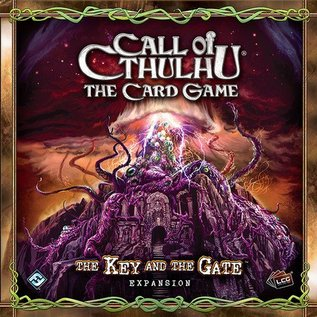 Fantasy Flight Call of Cthulhu: The Card Game - The Key and the Gate