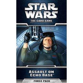 Fantasy Flight Star Wars: The Card Game - Assault on Echo Base