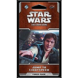 Fantasy Flight Star Wars: The Card Game - Jump to Lightspeed Force Pack