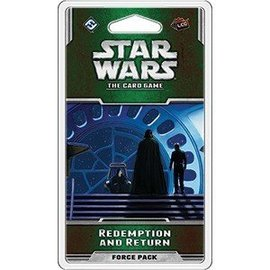 Fantasy Flight Star Wars: The Card Game - Redemption and Return
