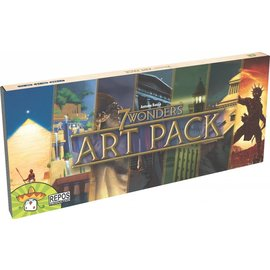 Repos Production 7 Wonders: Art Pack
