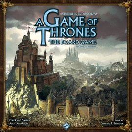 Fantasy Flight A Game of Thrones: The Board Game (Second Edition) (ANA Top 40)