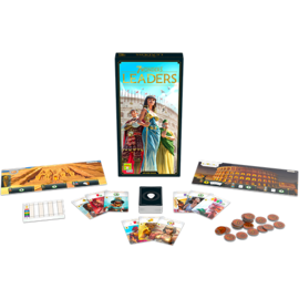 Repos Production 7 Wonders: Leaders (2021)