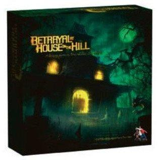 Hasbro Betrayal at House on the Hill (2010)