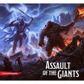 Wizards of the Coast Dungeons & Dragons Board Game: Assault of the Giants