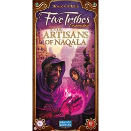 Days of Wonder Five Tribes: The Artisans of Naqala