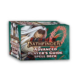 Paizo Pathfinder - Second Edition Spell Cards - Advanced Player's Guide
