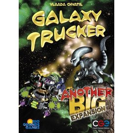 Rio Grande Galaxy Trucker: Another Big Expansion