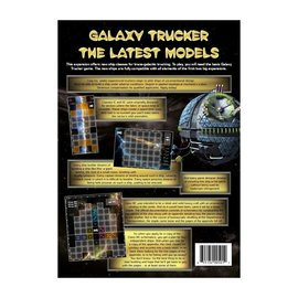 Rio Grande Galaxy Trucker: Latest Models