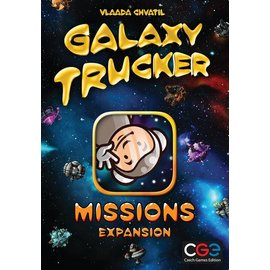 Rio Grande Galaxy Trucker: Missions