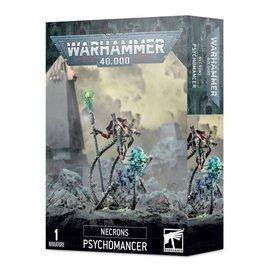 Games Workshop Warhammer 40k: Necron Psychomancer