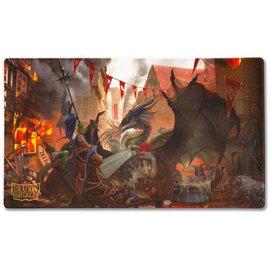 Fantasy Flight Dragon Shield: Classic Art Playmat - Valentine Dragons 2021