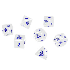Ultra Pro Metal Standard 7-Dice Set - D&D - Icewind Dale - Rime of the Frostmaiden