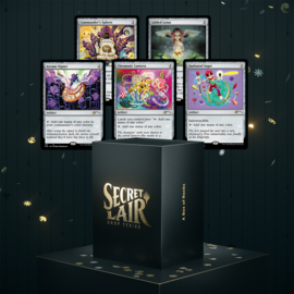 Wizards of the Coast Magic Secret Lair - A Box of Rocks (Non-Foil)