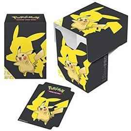 Ultra Pro Pokemon Pikachu 2019 Deck Box
