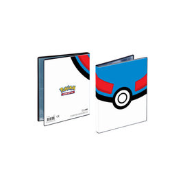 Ultra Pro Pokemon Great Ball 9 Pocket Binder
