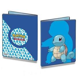 Ultra Pro Pokemon Squirtle 9 Pocket Binder