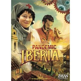 Z-Man Games Pandemic - Iberia