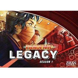 Z-Man Games Pandemic Legacy (Red Season 1) (ANA Top 40)