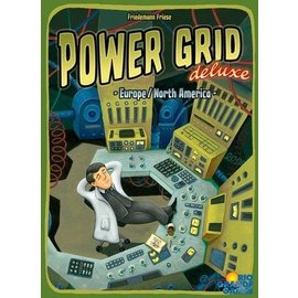 Rio Grande Power Grid Deluxe: Europe/North America