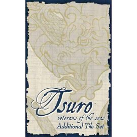 Calliope Games Tsuro of the Seas: Veterans of the Seas