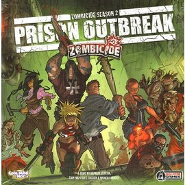 Cool Mini or Not Zombicide Season 2: Prison Outbreak