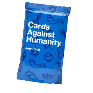 Cards Against Humanity Cards Against Humanity: Jew Pack 18+