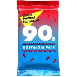 Cards Against Humanity Cards Against Humanity: 90's Nostalgia Pack 18+