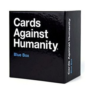 Cards Against Humanity Cards Against Humanity: Blue Box 18+