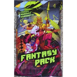 Cards Against Humanity Cards Against Humanity: Fantasy Pack 18+