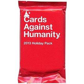 Cards Against Humanity Cards Against Humanity: Holiday Expansion 2013 18+